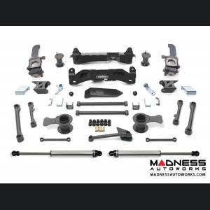 "Toyota Tundra 6"" Basic System w/ Dirt Logic 2.25 SS Shocks by Fabtech - 2WD/ 4WD (2010 - 2013)"