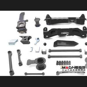 """Toyota Tundra 6"""" Basic System w/ Dirt Logic 2.25 SS Shocks by Fabtech - 2WD/ 4WD (2010 - 2013)"""