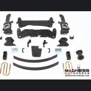 "Toyota Tacoma 6"" Basic System by Fabtech - 2WD/ 4WD (2016 - 2017) - 6 Lug"