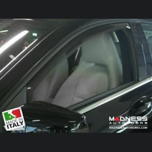 Mercedes Benz A-Class Side Window Air Deflectors by Farad - (2012+)