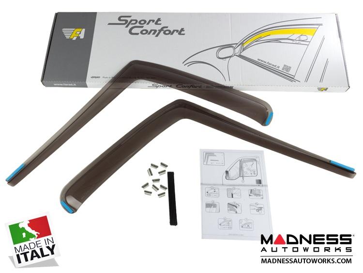 Mercedes mercedes benz sprinter side window air for Mercedes benz sprinter parts and accessories