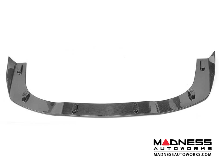 Ferrari 458 Base Coupe Front Bumper Lip - Carbon Fiber
