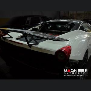 Ferrari 458 Italia GT Racing Spoiler - Carbon Fiber