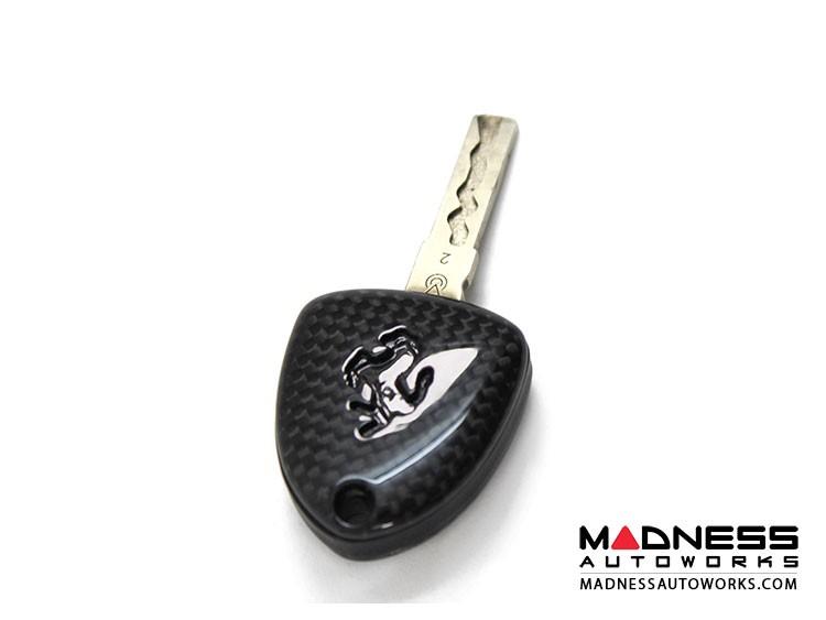 Ferrari Key Fob Cover - Carbon Fiber