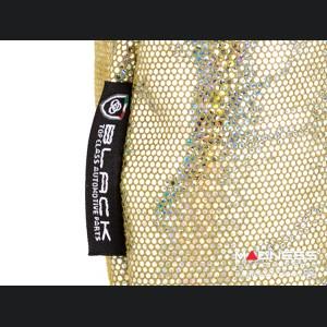 Pochette - Gold w/ Red Stripe