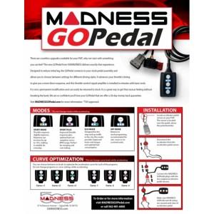 Chrysler 200 Throttle Controller - MADNESS GOPedal