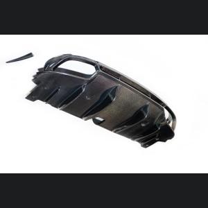 Alfa Romeo Giulia Diffuser - Carbon Fiber - QV Style - Base Model