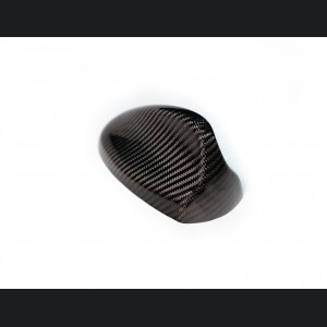 Alfa Romeo Stelvio Antenna Cover - Carbon Fiber - Feroce
