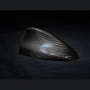 Alfa Romeo Giulia Antenna Cover - Carbon Fiber - Feroce