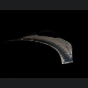Alfa Romeo Giulia Trunk Spoiler - Duckbill Style - 100% Carbon Fiber - Gloss Finish - Feroce Carbon