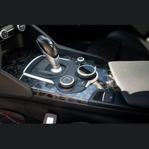 Alfa Romeo Giulia Complete Interior Trim Kit - Forged Carbon Fiber