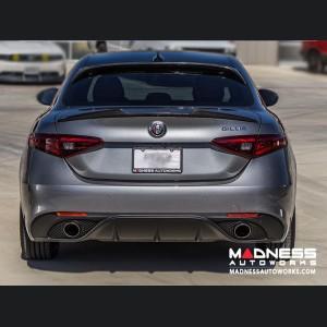 Alfa Romeo Giulia Roof Spoiler - Carbon Fiber