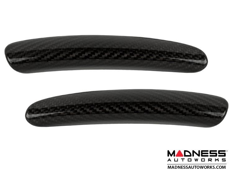Audi TT Inner Door Handle Cover by Feroce - Carbon Fiber