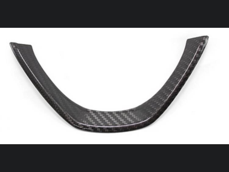 BMW X5 (E70)/X6 (E71) Steering Wheel Cover by Feroce - Carbon Fiber