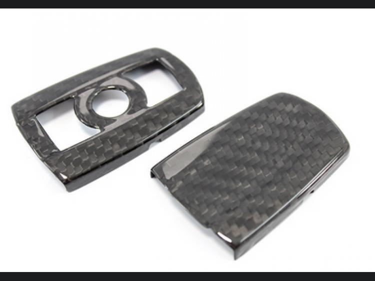 BMW 3 Series/ 5 Series/ 7 Series Key Fob Housing by Feroce - Carbon Fiber