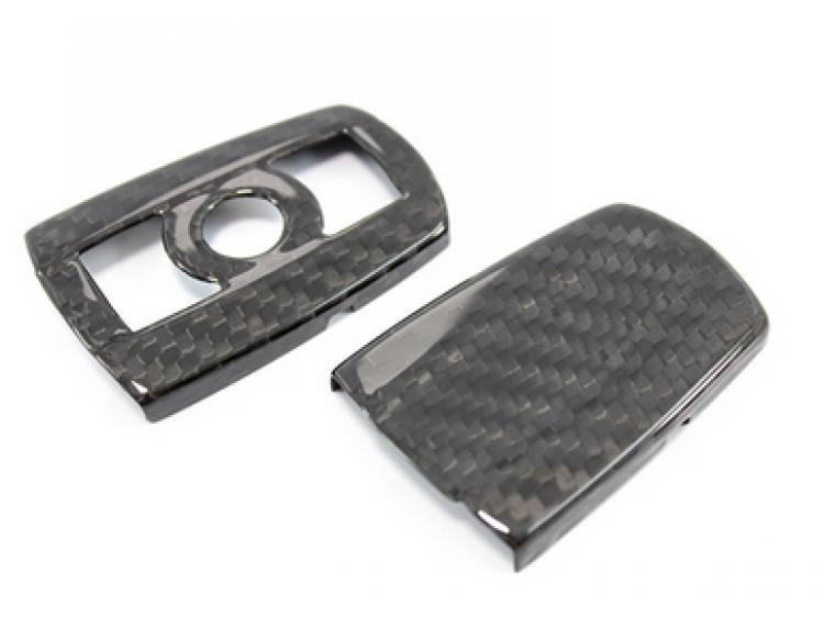 BMW 3 Series/ 5 Series/ 7 Series Key Fob Housing by Feroce - Carbon Fiber