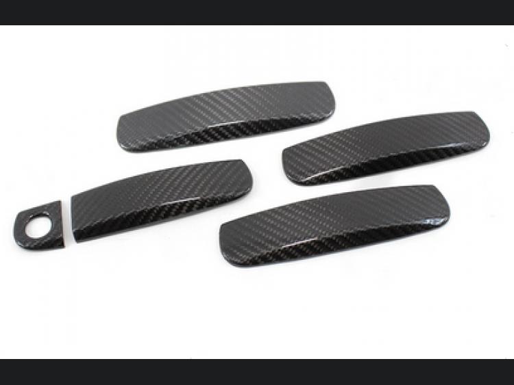 Audi A3/ S3 Quattro/ RS4/ A4/ RS6/ A4/ S4/ A6/ S6 Allroad Quattro Door Handles - Carbon Fiber