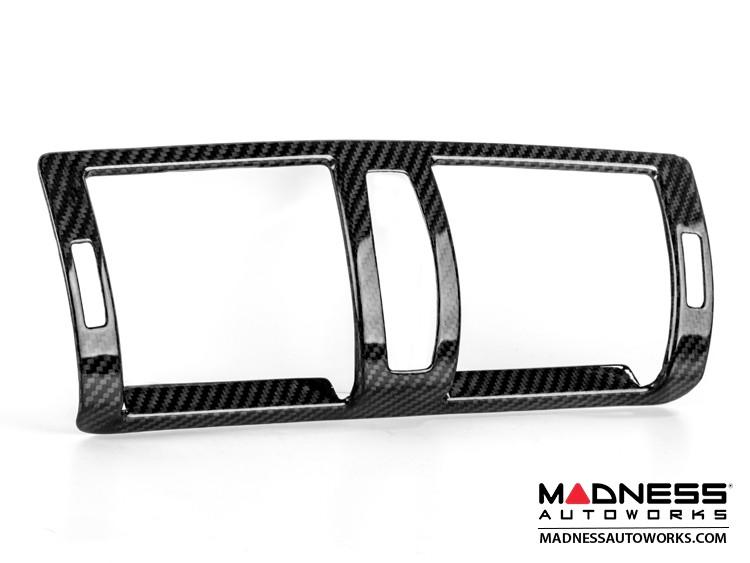 BMW 1 Series A/C Air Vent Cover by Feroce - Carbon Fiber