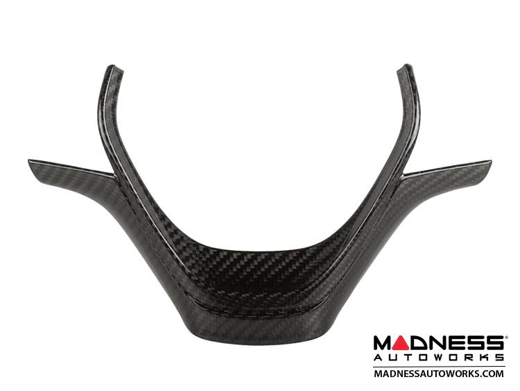 BMW F20 / F21 / F22 / F23 / F30 / F31 / F34 / F35 / F32 / F33 Steering Wheel Cover by Feroce - Carbon Fiber
