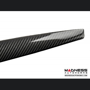 BMW 1 Series Interior Dash Trim Covers by Feroce - Carbon Fiber