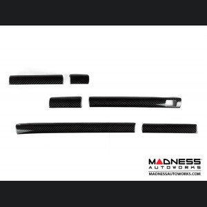 BMW X6 (E71) Interior Trim Kit by Feroce - Carbon Fiber