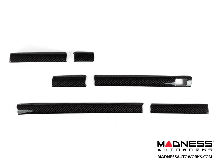 BMW X6 (E71) Interior Trim Kit by Feroce - Carbon Fiber