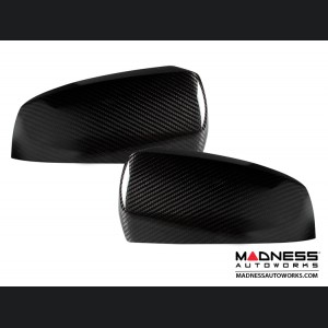 BMW X6 (E71)/ X5 (E70) Mirror Covers by Feroce - Carbon Fiber