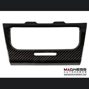 Volkswagen Golf VI (Mk.6) Dashboard Tray Fold Cover by Feroce - Carbon Fiber