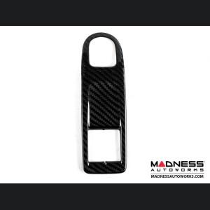 Volkswagen Golf VI (Mk6) - Window Switch Cover by Feroce - Carbon Fiber
