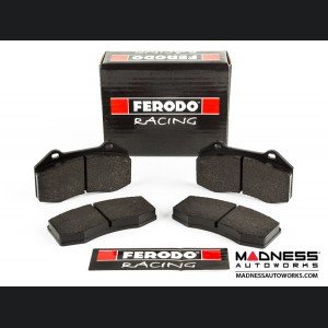 Alfa Romeo 4C Brake Pads - DS 2500 by Ferodo - Front