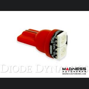 FIAT 500 Trunk Light LED 194 - HP3 - Red - Single