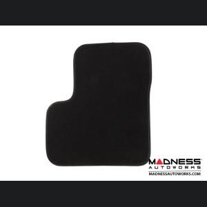 Jeep Renegade Floor Mats (set of 4) - Deluxe Black Carpet