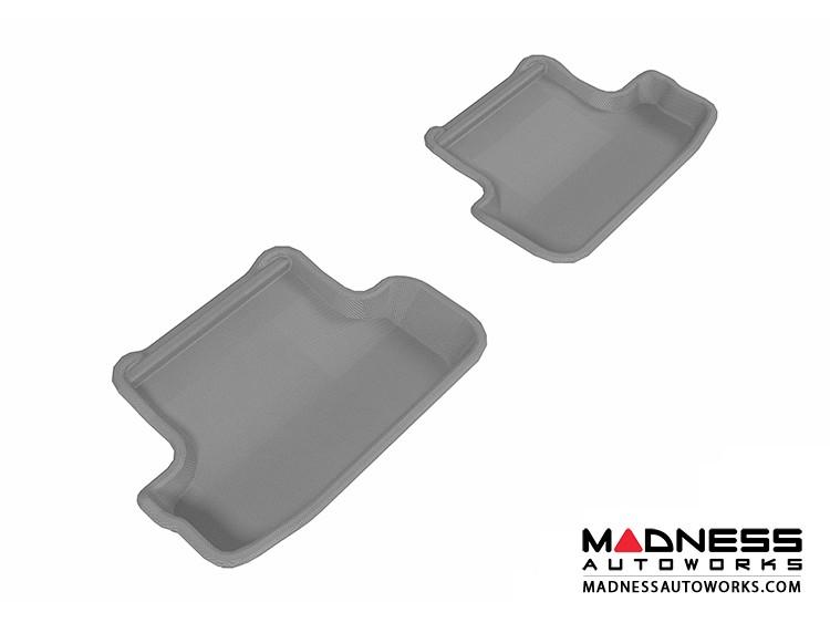 Audi A5/ S5 Floor Mats (Set of 2) - Rear - Gray by 3D MAXpider (2009-2015)