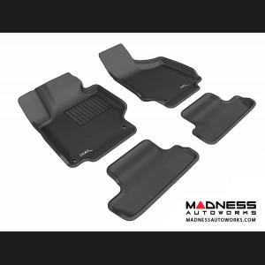 Audi TT/ TTS Floor Mats (Set of 4) - Black by 3D MAXpider (2008-2015)