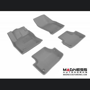 Audi A3/ S3 Floor Mats (Set of 4) - Gray by 3D MAXpider (2015-)