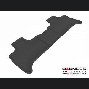 BMW X5 (E53) Floor Mat - Rear - Black by 3D MAXpider