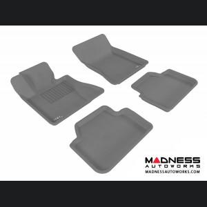 BMW X3 (E83) Floor Mats (Set of 4) - Gray by 3D MAXpider