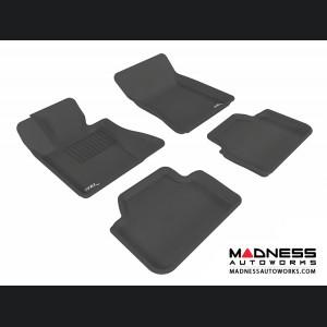 BMW X3 (E83) Floor Mats (Set of 4) - Black by 3D MAXpider