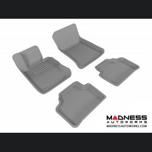 BMW X1 (E84) Floor Mats (Set of 4) - Gray by 3D MAXpider