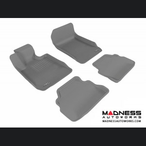 BMW 3 Series Coupe (E92) Floor Mats (Set of 4) - Gray by 3D MAXpider