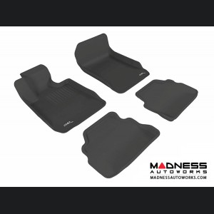 BMW 3 Series Coupe (E92) Floor Mats (Set of 4) - Black by 3D MAXpider