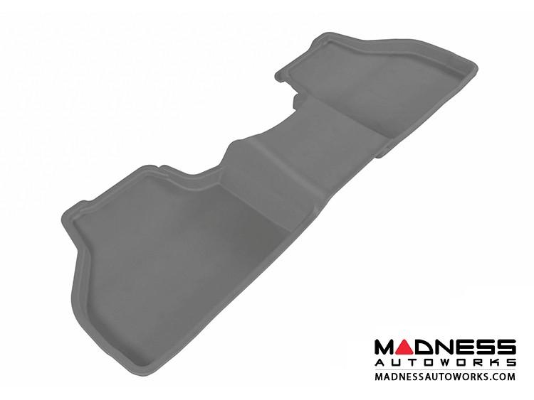 BMW X3 (F25)/ X4 (F26) Floor Mat - Rear - Gray by 3D MAXpider