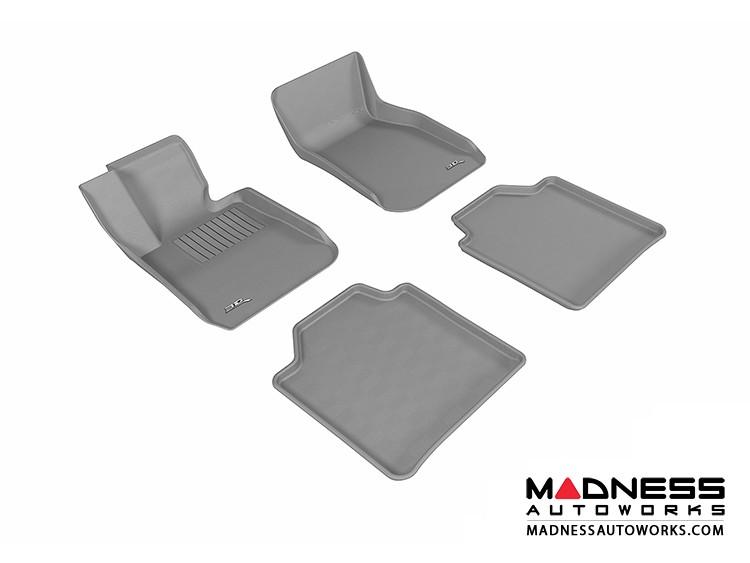 BMW 3 Series Gran Turismo (F34) Floor Mats (Set of 4) - Gray by 3D MAXpider