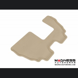 BMW X5 (E70) Floor Mat - 3rd Row - Tan by 3D MAXpider