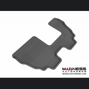 BMW X5 (E70) Floor Mat - 3rd Row - Black by 3D MAXpider