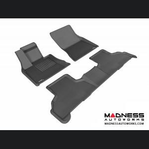 BMW X5 (F15) Floor Mats (Set of 3) - Black by 3D MAXpider