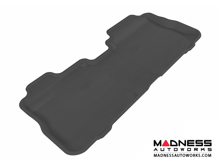 Chevrolet/ GMC Equinox/ Terrain Floor Mat - Rear - Black by 3D MAXpider (2010-2015)