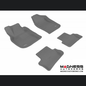 Chevrolet Cobalt Floor Mats (Set of 4) - Gray by 3D MAXpider (2005-2010)
