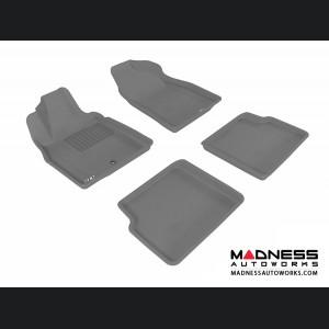 Chevrolet HHR Floor Mats (Set of 4) - Gray by 3D MAXpider (2006-2011)