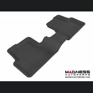 Chevrolet Sonic Sedan/ Hatchback Floor Mat - Rear - Black by 3D MAXpider (2012-2015)